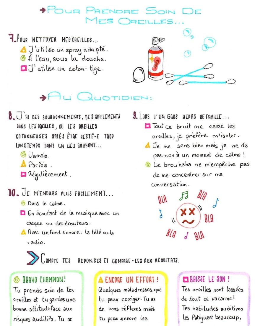 Robin-Rivoire & Teissier Quizz 2